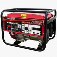 Gerador de energia a Gasolina 3 Kva Monofásico Partida Manual - NG3000