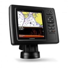 Gps Garmin Echomap 54dv Com Transducer E Carta Nautica