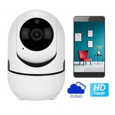 Câmera de segurança IP com Rastreador de Movimento 1080p