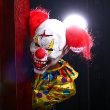 Máscara Palhaço Macabro Carnaval Halloween