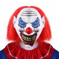Máscara Palhaço do Mal Halloween Carnaval