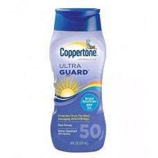 Protetor Solar Coppertone Ultra Guard 237ml Fps 50