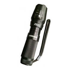 Lanterna Tática Militar Shadowhawk X800 Profissional 110V