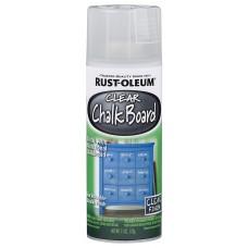 Tinta Spray Transparente Lousa Fosco Rust-Oleum