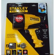 Lanterna Subaquática Stanley Fatmax 600 Lumens
