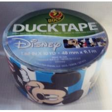 Fita Adesiva Silver Tape Mickey 48mm X 9,1m
