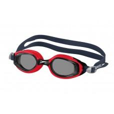 Óculos de natação Speedo Adulto Smart Vermelho/Fumê