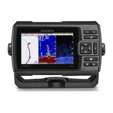 Sonar e GPS com Transducer Garmin Striker 5cv