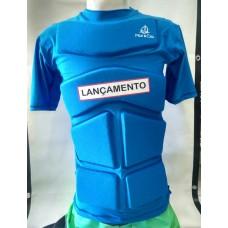 Camisa Flutuadora Azul Royal curta 120 kg