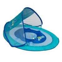 Boia Fralda Infantil Com Super Proteção Uv 50 Swymways Azul