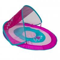 Boia Fralda Infantil Com Super Proteção Uv 50 Swymways Rosa