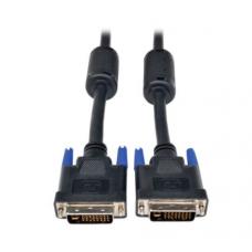 Cabo de monitor analógico e digital DVI-I Dual Link 1,8m