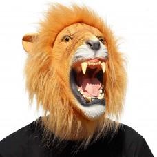 Máscara de Leão original Creepy Party Halloween Carnaval