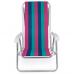 Cadeira Reclinável Alumínio 8 Posições - 2233
