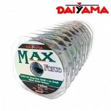 Linha monofilamento Max Force 30 / 228lbs (100m) unidade