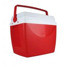 Caixa Térmica 34 Litros Vermelho Mor