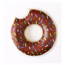 Boia Inflavel Donut Gigante Big Mouth