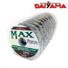 Linha monofilamento Max Force 1.5 / 10lbs (100m) unidade