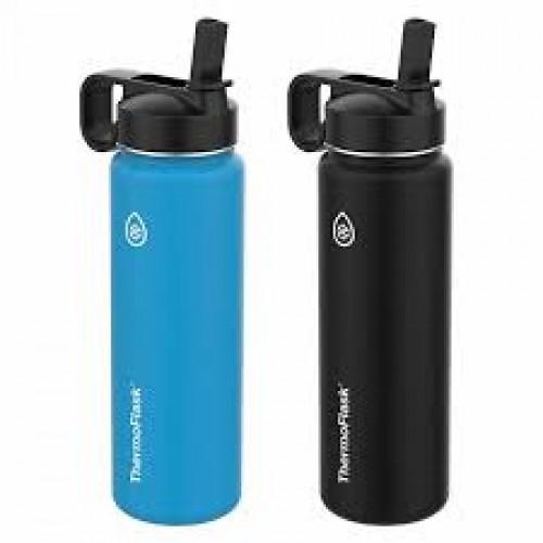 Garrafa térmica Thermoflask: mantenha sua bebida na temperatura ideal!