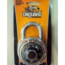 Cadeado Onguard Combination Padlock 8104