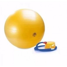 Bola Pilates + Bomba Gym Ball 75cm Mormaii