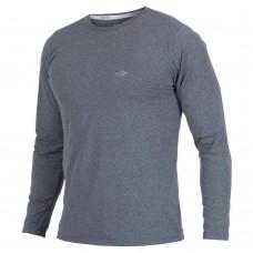 ea93428456dd8 Camisa Manga Longa Uv 50+ Dry Mormaii Cinza Mesclado