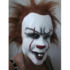 Máscara Palhaço Pennwise IT Halloween Carnaval