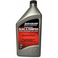 Oleo 2 Tempos Tcw3 Quicksilver 1 L