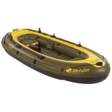 Bote Inflável Fish Hunter Para 4 Pessoas 2,80m - Sevylor