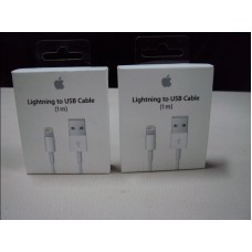 Cabo Usb Para Iphone Apple De 1m