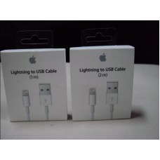 Cabo Usb Para Iphone Apple De 2m