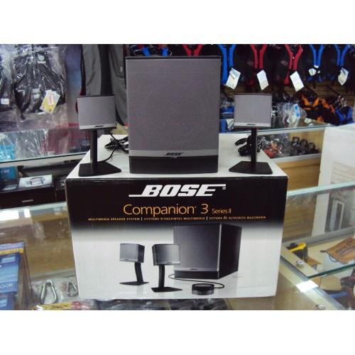 BOSE COMPANION 3 - SÉRIE II MULTIMIDIA SPEAKER SYSTEM