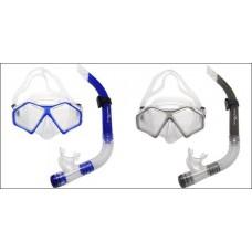 Kit Mergulho Mascara e Snorkel SPIDER - NAUTIKA