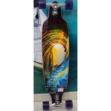 Skate Sector 9 Longboard Fractal