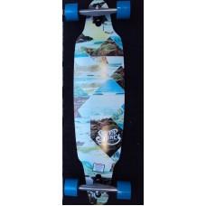 Skate Profissional Completo Sector 9 Longboard Norseman