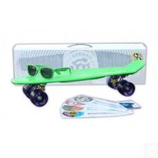 Skate Stereo Vinyl Cruiser Verde