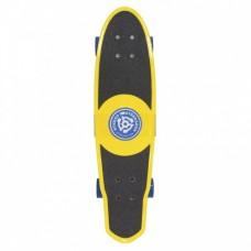 Skate Stereo Vinyl Cruiser Extended Amarelo