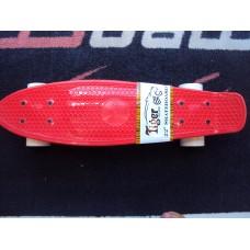 Skate Tiger 22 Vermelho