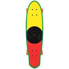Stereo Vinyl Cruiser Extended Vermelho/amarelo