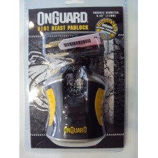 Cadeado Onguard Beast Shackle Diameter 0,43 11 Mm 8101