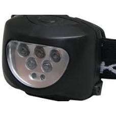 Lanterna de  Cabeça Dragster 5 Led