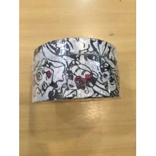 Fita Adesiva Silver Tape Monster High 48mm X 9,14m