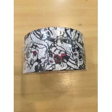 Fita Adesiva Silver Tape Monster High 48mm X 9,14m